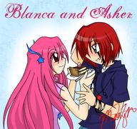 asher blanca couple daken dark human // 600x566 // 69.9KB